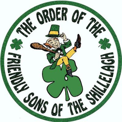 The Order Of The Friendly Sons Of The Shillelagh P...