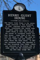 New Brunswick Historical Society Henry Guest House