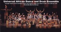 Universal African Dance & Drum Ensemble