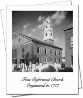First Reformed Church of New Brunswick