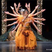 Kalanjali School of Dance Folk Dance Group