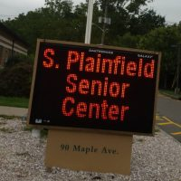 South Plainfield Borough Senior Services